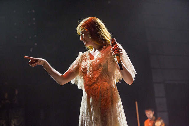 Florence and the Machine @ The Anthem, Washington DC, 10/05/2018