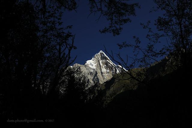 四姑娘山 Mt. Siguniangshan