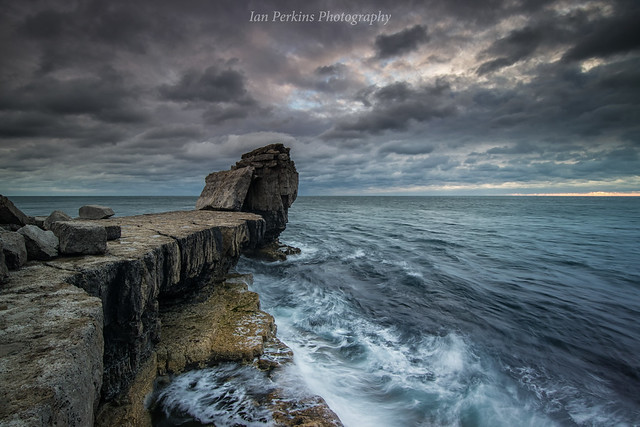 PULPIT ROCK, PORTLAND BILL, DORSET (Explore #2)