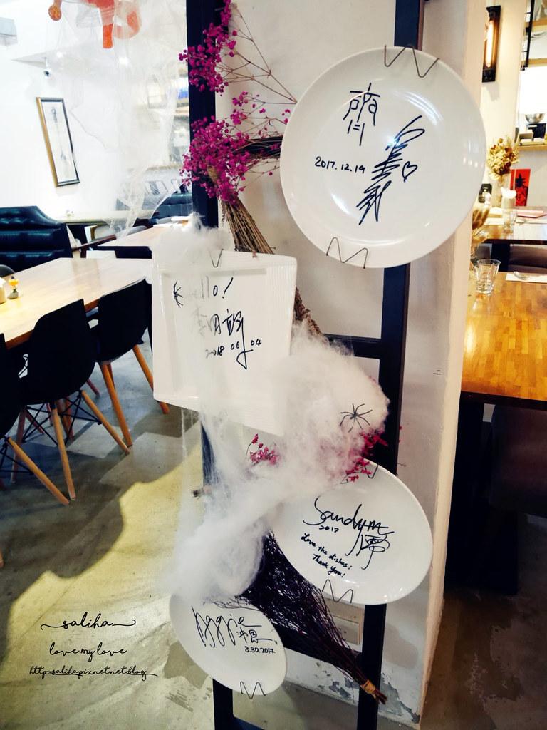 台北大安區安和路信義安和站浪漫咖啡餐廳推薦Le Partage 樂享小法廚 (3)