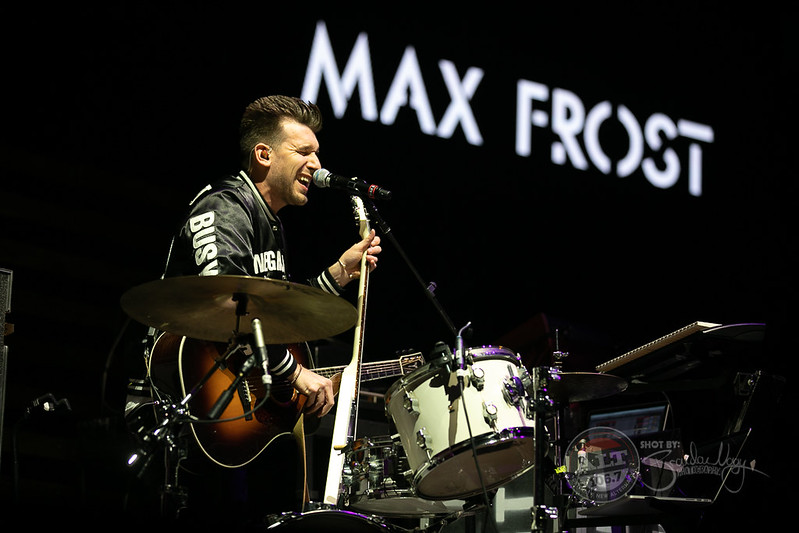 Max Frost   2018.10.24