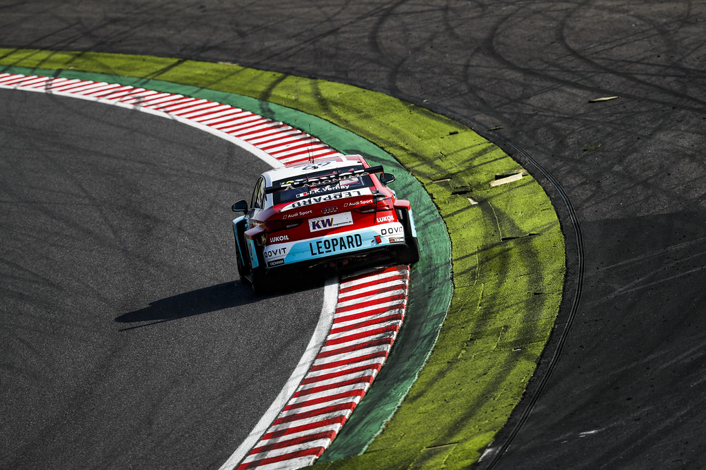 VERNAY Jean-Karl, (fra), Audi RS3 LMS TCR team Audi Sport Leopard Lukoil,  during the 2018 FIA WTCR World Touring Car cup of Japan, at Suzuka from october 26 to 28 - Photo Clement Marin / DPPI