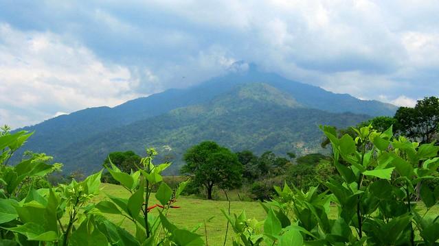 Cerro Ovando desde Cintalap, Canon POWERSHOT A490