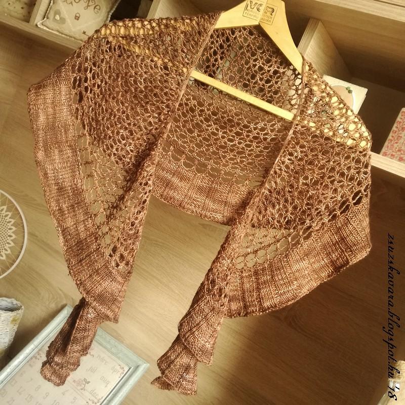 knitting, shawl, Charlize shawl, fonalclub, merino, silk . yarn (5)