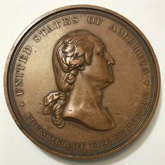 International Medical Congress Medal obverse