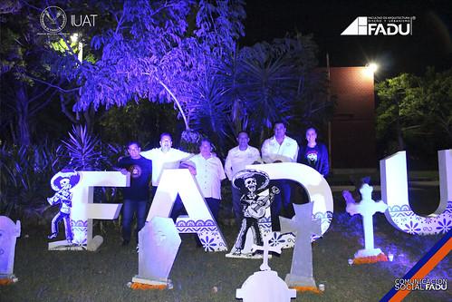 FADU celebra el Día de Muertos con un espectacular evento.