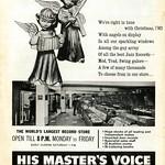 Thu, 2018-09-20 21:33 - British magazine advert-Christmas 1963.