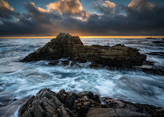 Garrapata Seascape - Big Sur, CA