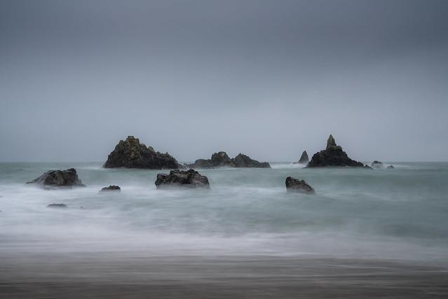 Kilfrassay Bay, Co Waterford, Nikon D750, Sigma 24-105mm F4 DG OS HSM