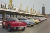 Opel GT erobern den Hockenheimring