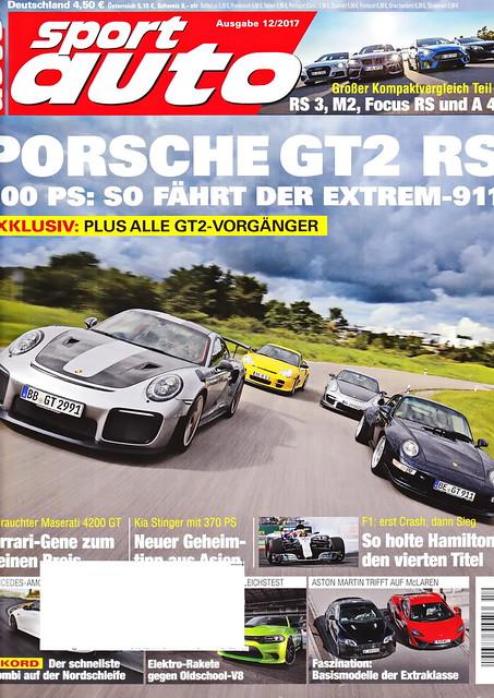 sport auto - 2017-12 - cover