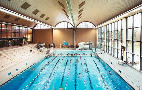 Picture of location: Pirkkola swimming hall