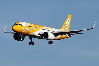 Airbus A320-271N NEO - TGW - F-WWIX - 9V-TNA - s/n 8441