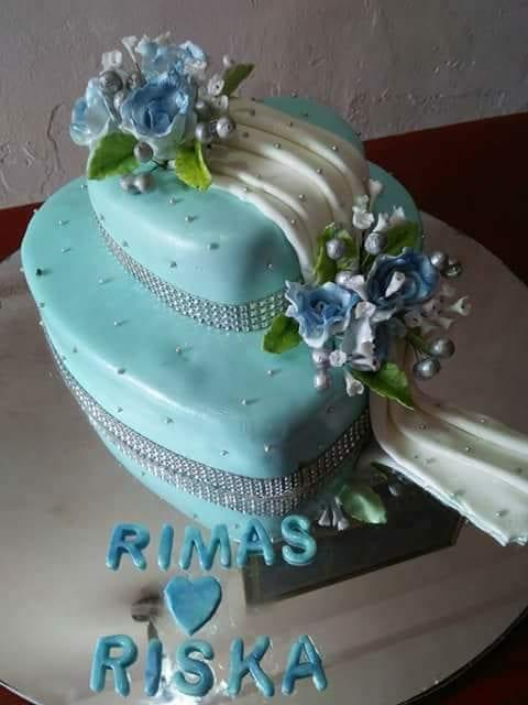 Cake by Kareema Rifaz