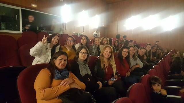 Visita a ESAD Málaga