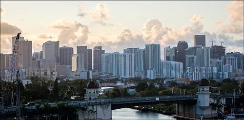 miami florida dade county nikon d3200 sunrise morning light dawn color clouds 12avenue saariysqualitypictures