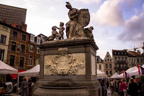 Mercado de Les Marolles