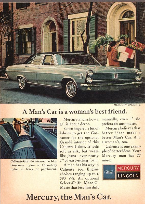 1967 Mercury Caliente