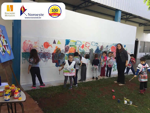 Fazendo arte - Educação Infantil