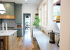 Kitchen Perimeter - Cabrini Grey One Quartz