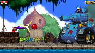 シャンティ 海賊の呪い Nintendo Switch