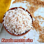 How to cook Kerala matta rice