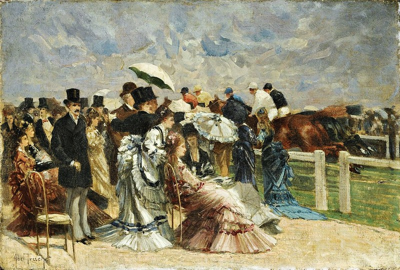 Louis Abel-Truchet - At the races