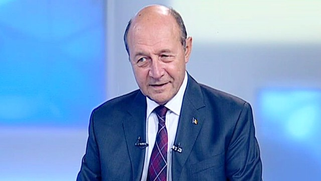 TRAIAN BASESCU, invitat special – 13 octombrie 2018