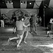 Doing The Lindy Hop