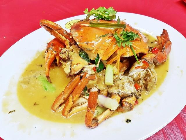 Milky Crab