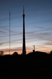 Emley Moor Tower - West Yorkshire
