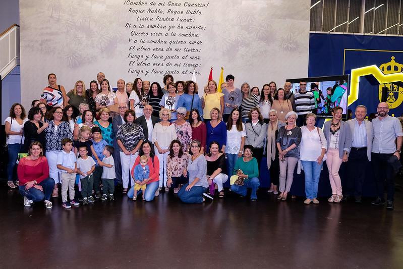 El Cabildo de Gran Canaria y Aider homenajean a las maestras rurales