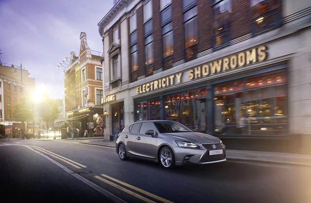 Comprar Lexus Ct