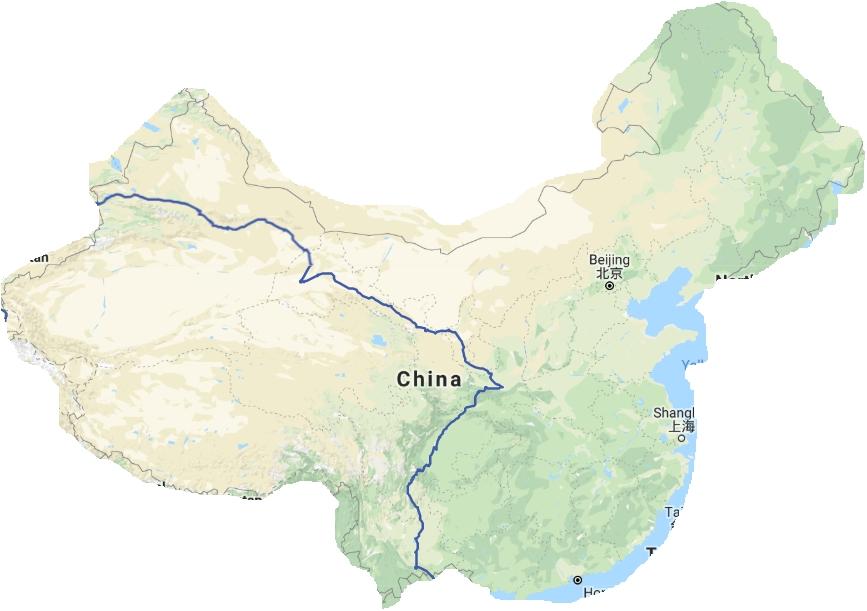 China Travel100