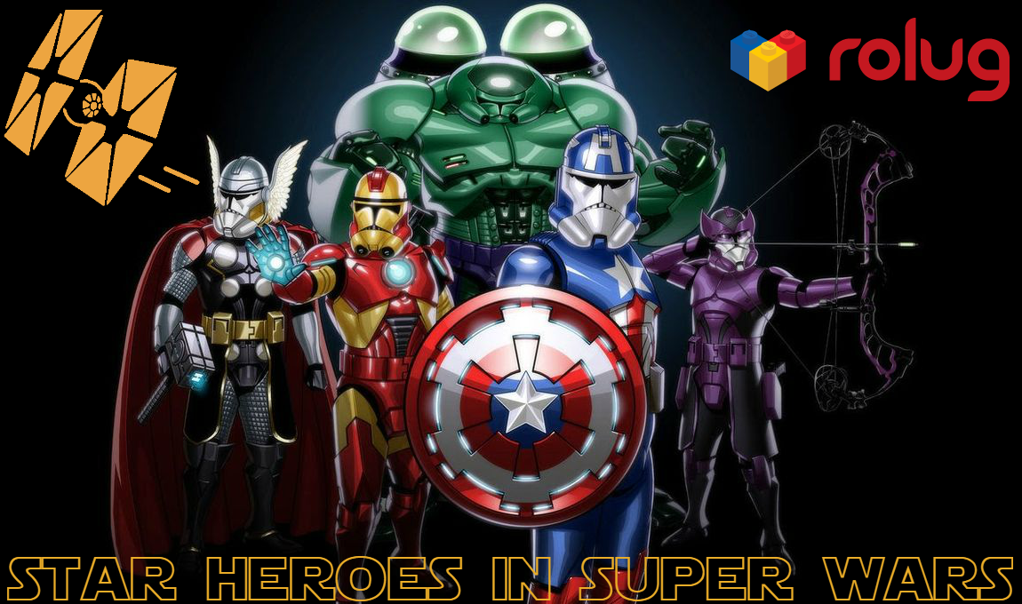 Concurs Star Heroes in Super Wars – Regulament