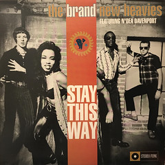THE BRAND NEW HEAVIES:STAY THIS WAY(JACKET A)