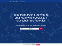 Blockchain Dev Jobs