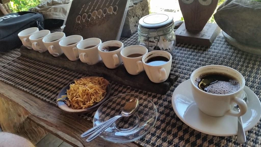 Degustacja Bali Pulina