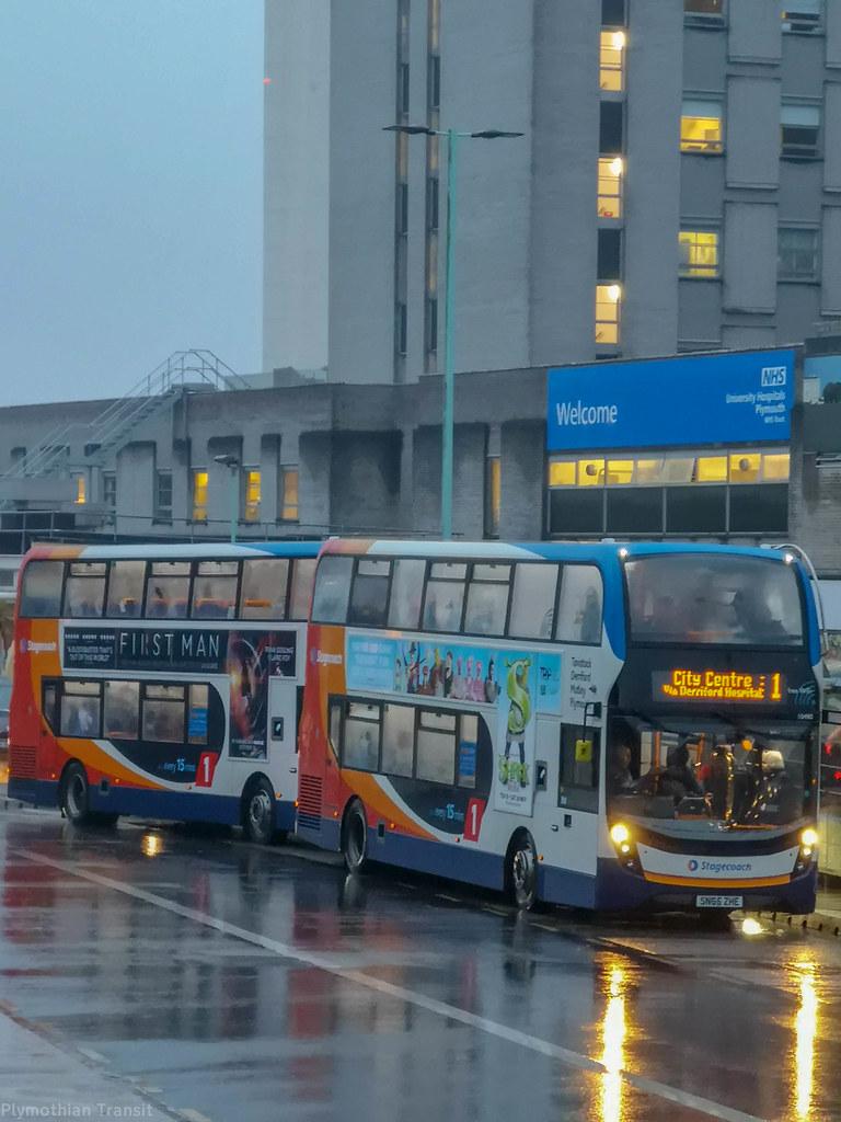 Stagecoach 10490 SN65ZHE