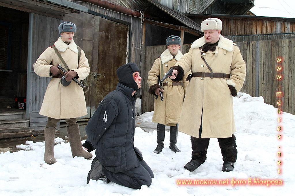Актер - Каморзин Борис роль Макакагон в сериале «Декабристка»