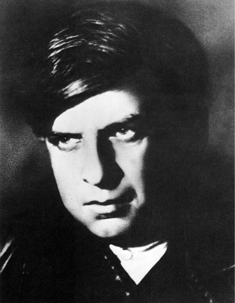 Эдуард Багрицкий. 1932