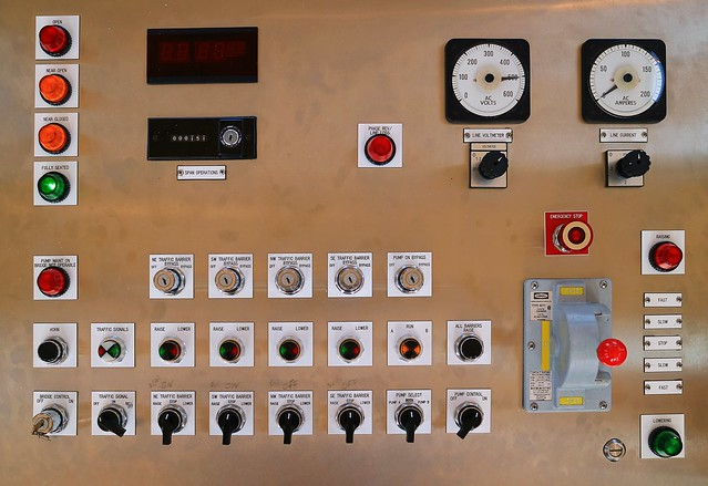 Pleasant Street Bridge Controls