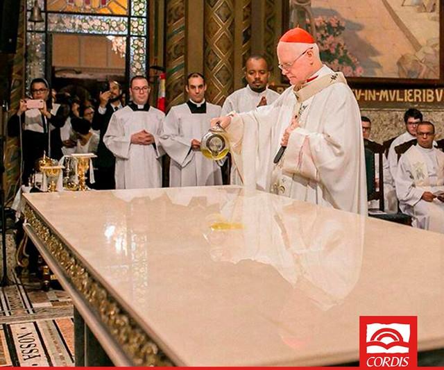 220 anos da Paróquia Nossa Senhora da Consolação - Arq de SP