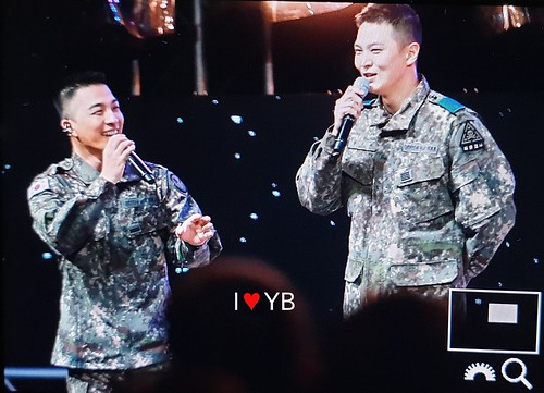 Taeyang Daesung Ground Forces Festival 2018-10-08 Day 3 (11)
