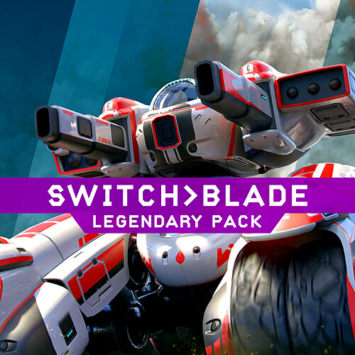Switchblade – Legendary Pack