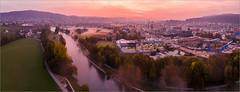 Dawn over Kloster Fahr