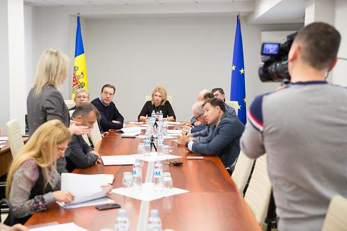 31.10.2018 Şedinţa Comisiei politică externă şi integrare europeană