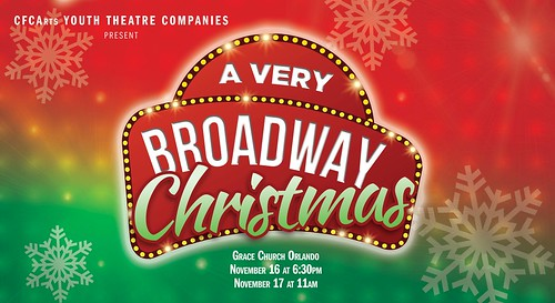 """A Very Broadway Christmas"""