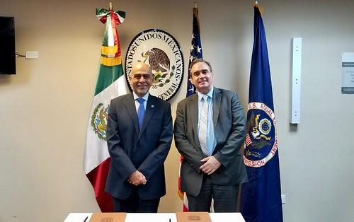 Firma de Acuerdo de Colaboración con la Comisión de Igualdad de Oportunidades en el Empleo 2