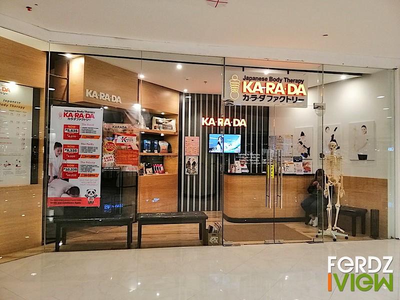 Robinsons Galleria Karada branch